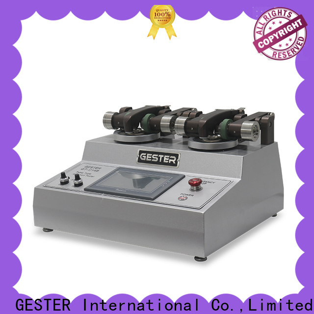 GESTER Instruments safety atlas material testing solutions for sale for laboratory