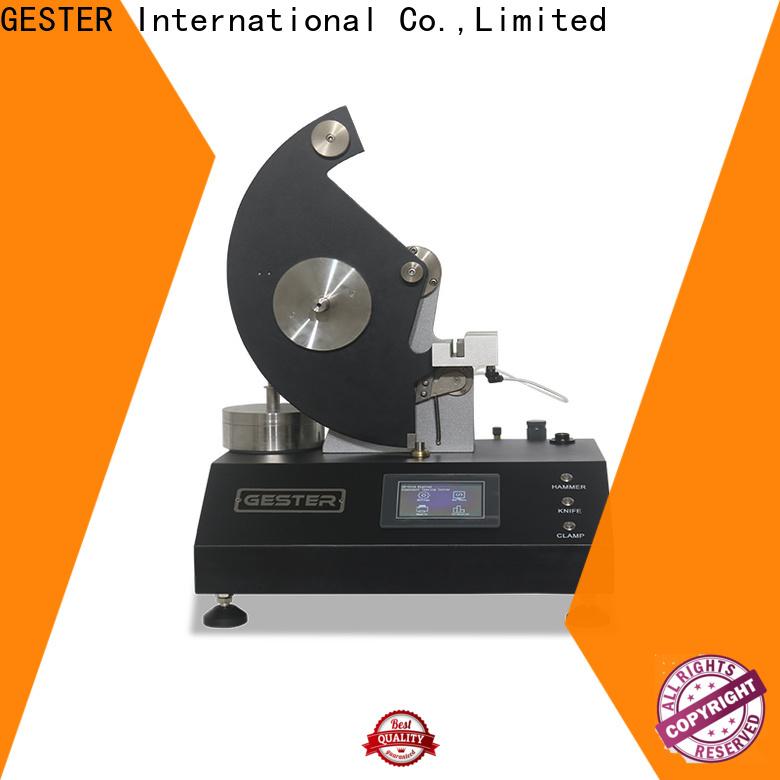 GESTER Instruments profile bars manufacturer for lab