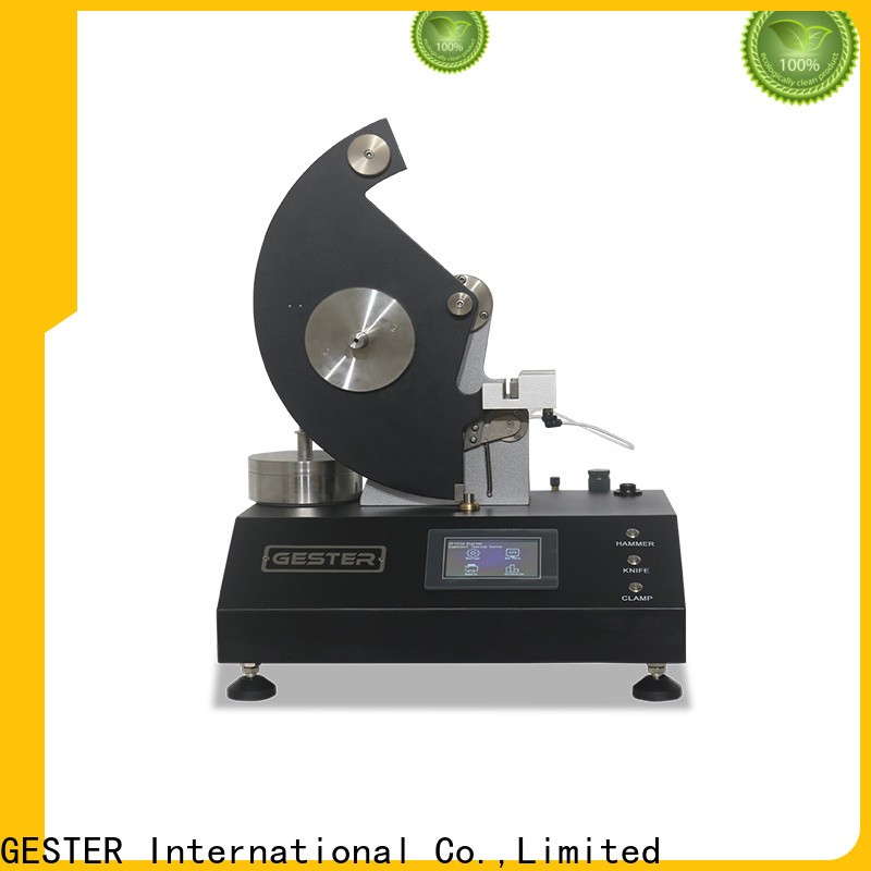 GESTER Instruments automatic cotton textiles definition for sale for test