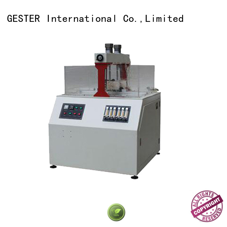 GESTER Customized Water Penetration Tester factory for test