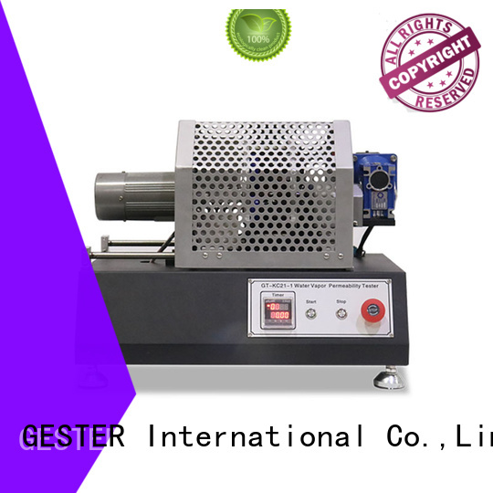 GESTER High Precision permeability test equipment for sale for lab