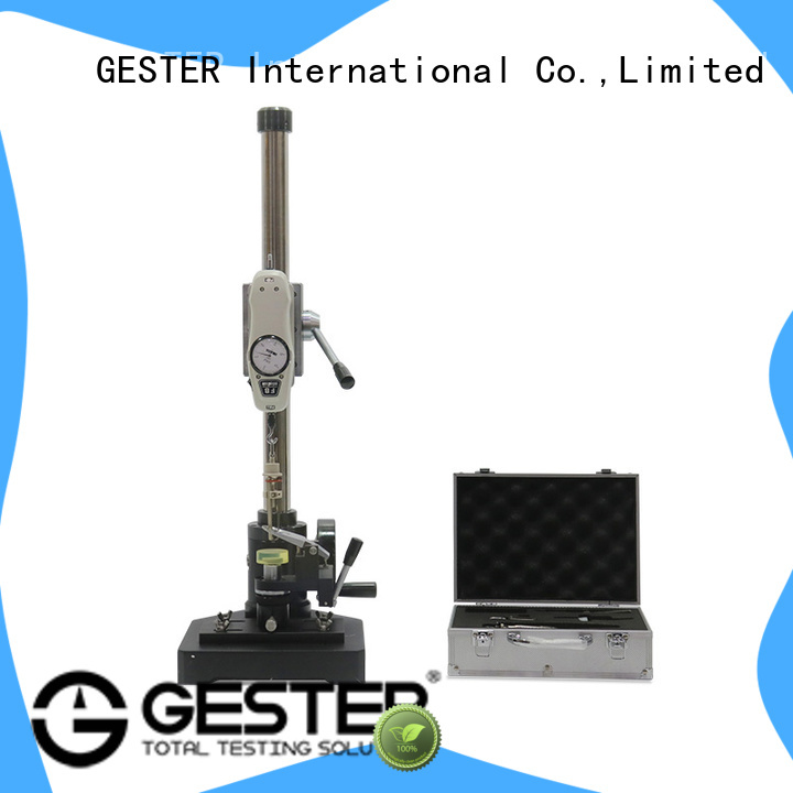 GESTER snap button pull test machine for sale for laboratory