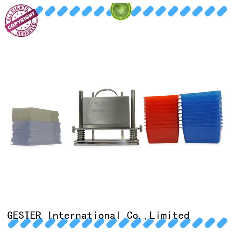 GESTER rubber Fabric Testing Machine for sale for fabric