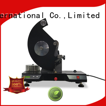 hydraulic textile testing equipment price for lab