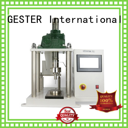 GESTER rubber astm peel adhesion test supplier for shoes