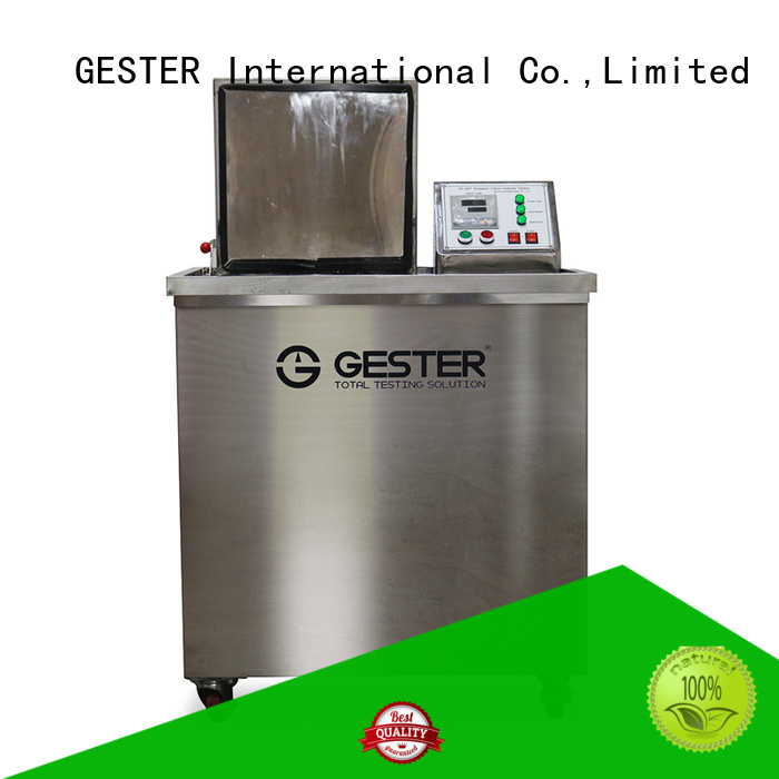 GESTER digital ozone aging test chamber standard for test