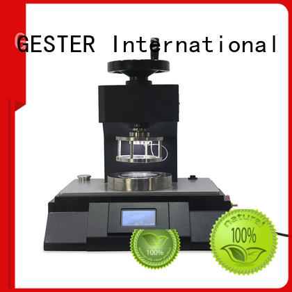 GESTER textile testing equipment standard for laboratory