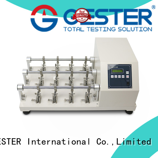 GESTER Leather Testing Equipment price list for test