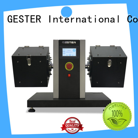 GESTER automatic textile testing equipment standard for laboratory