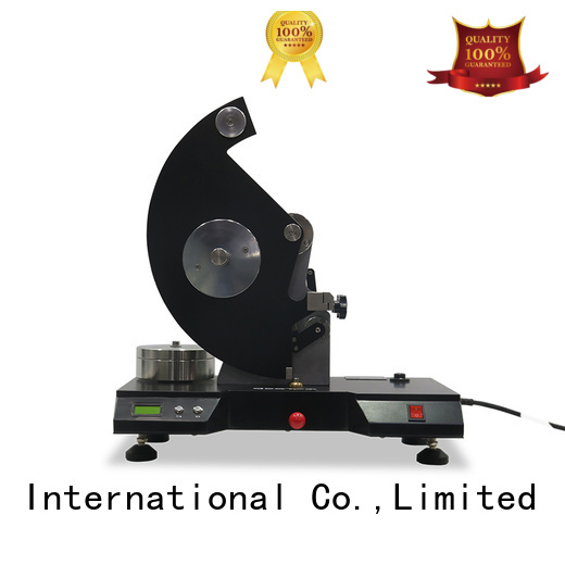 GESTER hydraulic textile testing equipment standard for laboratory