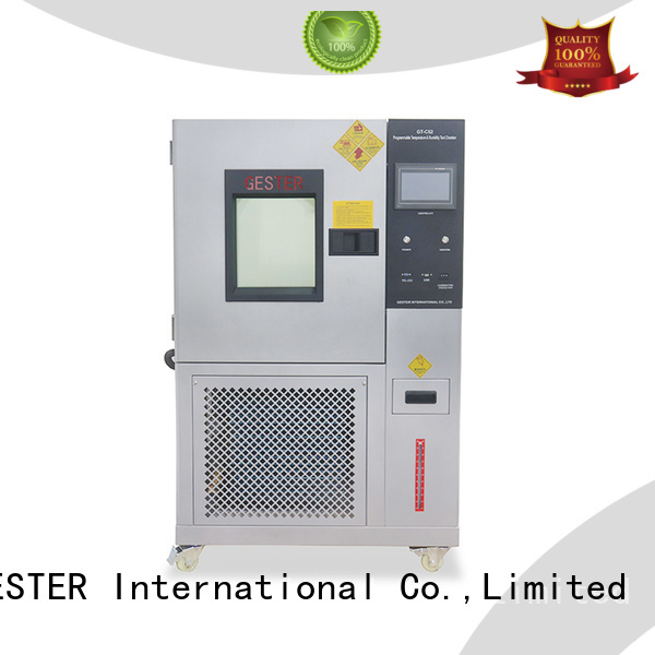 GESTER automatic textile testing equipment for test