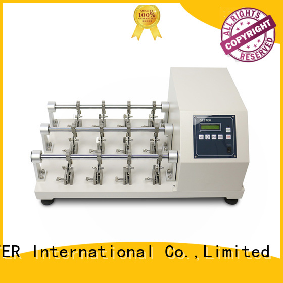 rubber universal tensile tester supplier for leather