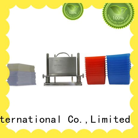 GESTER electronic textile testing equipment price for lab