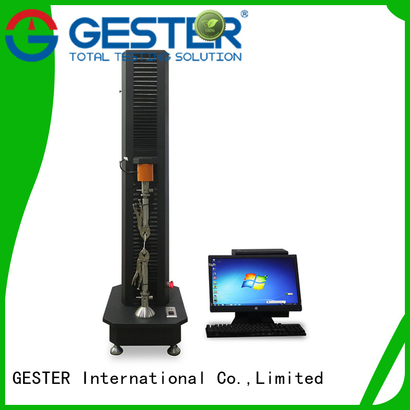GESTER wholesale rubber fatigue testing machine standard for lab