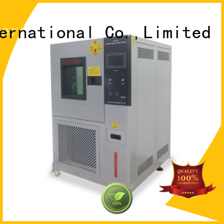 high precision ozone test chamber supplier for footwear