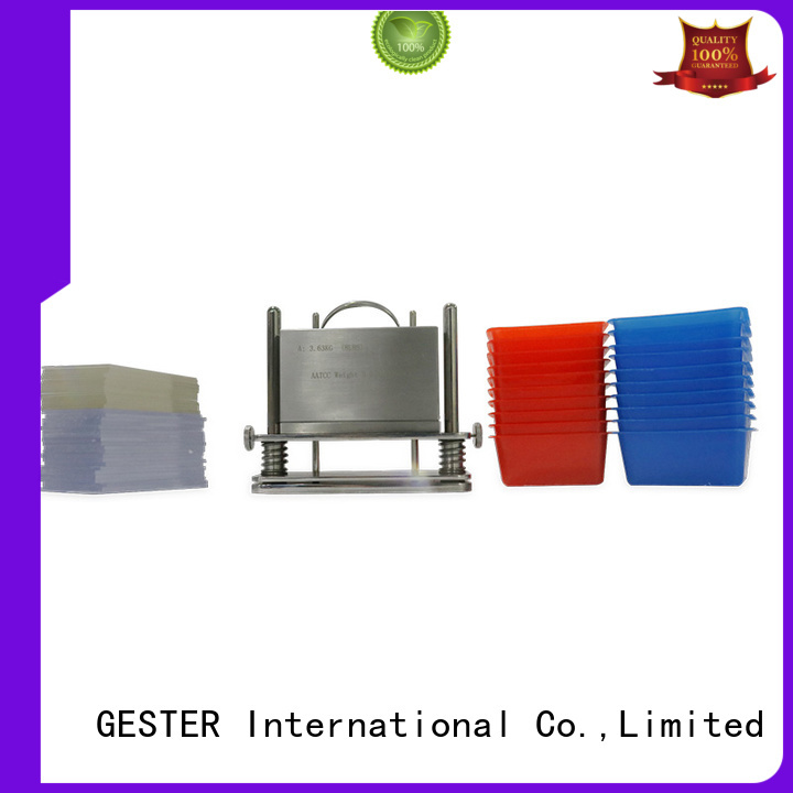 GESTER color fastness to ozone test manufacturer for lab