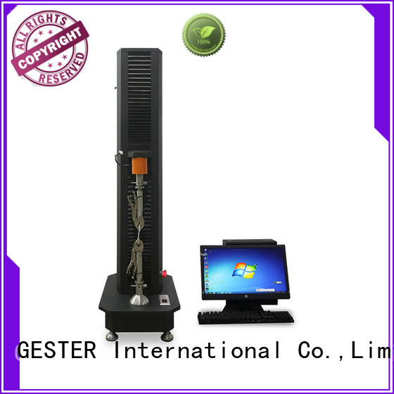 GESTER electronic bally leather flexing tester price list for shoe material