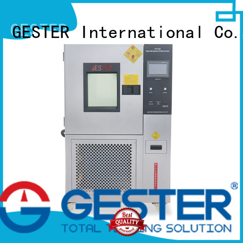 GESTER temperature humidity chamber price for textile