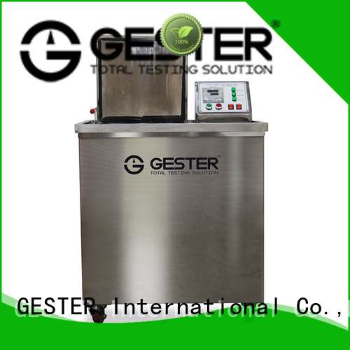 GESTER hydraulic bursting strength tester for sale for textile