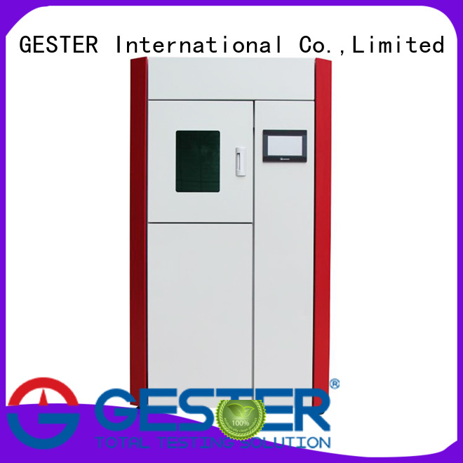 GESTER ozone test chamber for sale for shoes