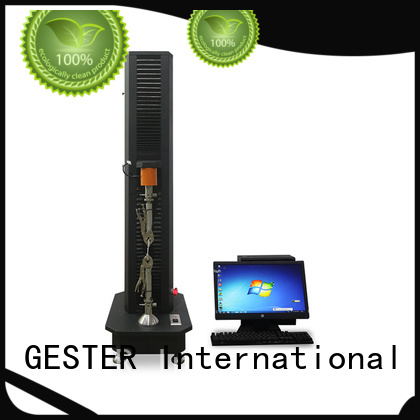 GESTER astm peel adhesion test price list for shoes