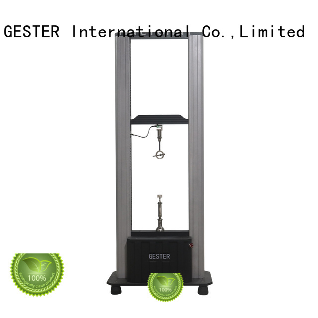 GESTER shoe material test equipment price list for footwear