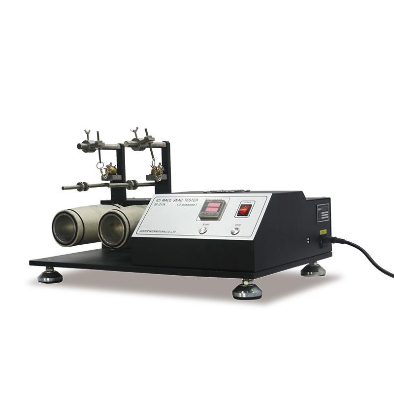 ASTM D3939 Fabric ICI Mace Snag Tester GT-C17
