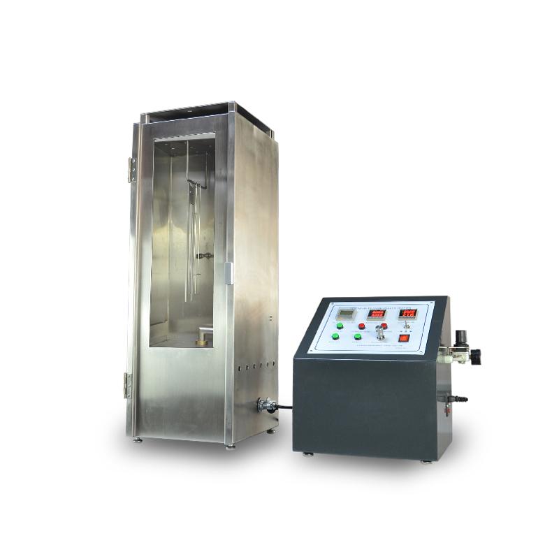 ASTM D6413 Vertical Flammability Test Chamber GT-C35A