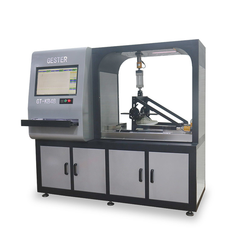 Footwear Slip Resistance Testing Machine With Computer Operation GT-KB48
