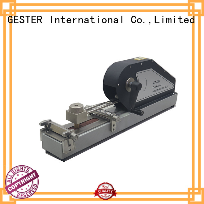 GESTER hydraulic bursting strength tester for sale for fabric