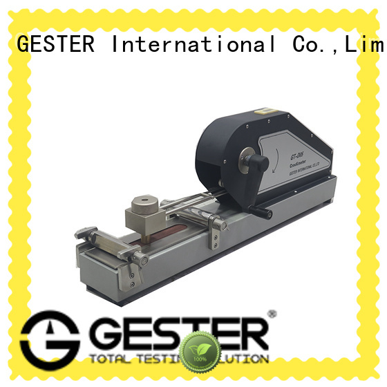 GESTER Fabric Testing Machine for sale for fabric