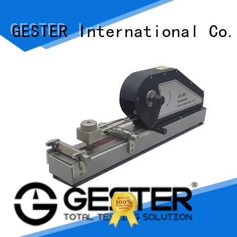 GESTER digital ozone aging test chamber price for textile
