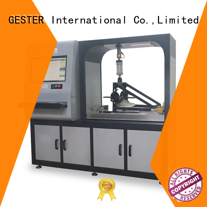 GESTER computerized universal testing machine manufacturer for fabric