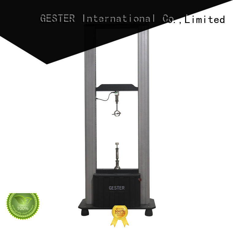 GESTER dual peeling strength tester procedure for lab