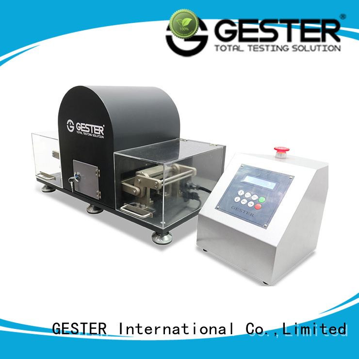 GESTER Universal water permeability tester supplier for lab