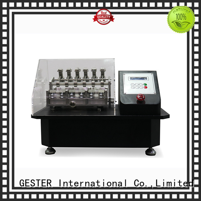 GESTER color fastness to washing manufacturer for lab