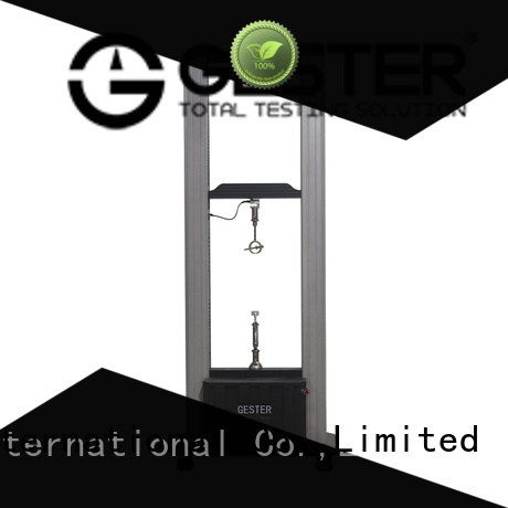 GESTER universal footwear testing equipments supplier for test