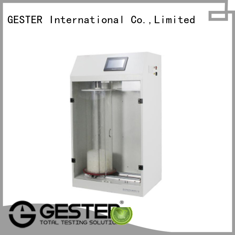 GESTER rotary abrasion tester supplier for textile