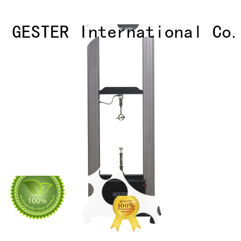 GESTER rubber rubber testing machine supplier for shoes