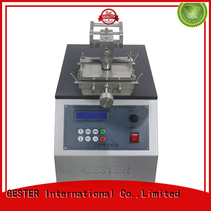 wholesale abrasion tester taber standards for footwear
