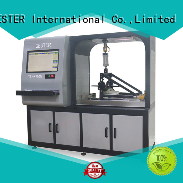 rubber ASTM Footwear Testing Machine price list for footwear