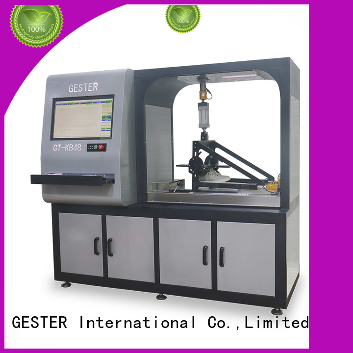 safety bally leather flexing tester supplier for footwear