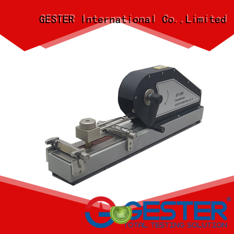 GESTER electronic crockmeter for sale for laboratory