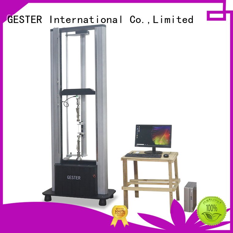 GESTER high precision ASTM Footwear Testing Machine for sale for shoes