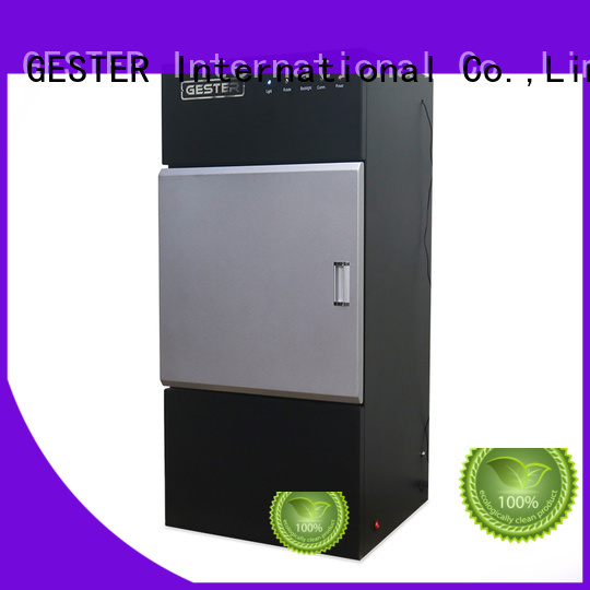 GESTER temperature humidity chamber price procedure for test