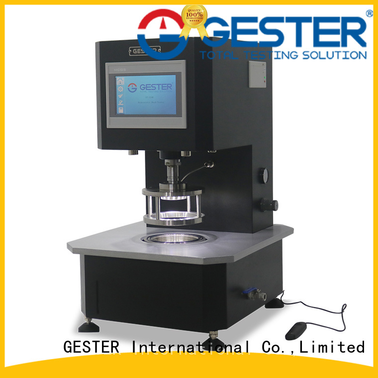 GESTER high precision aatcc perspiration tester standards for footwear