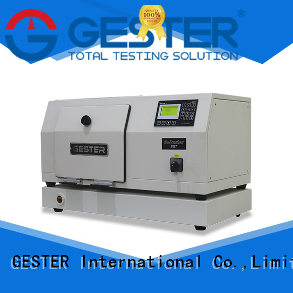 GESTER ozone test chamber standards for fabric