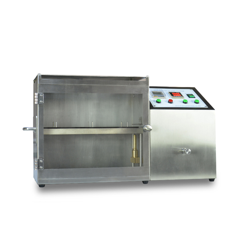 ISO 3795 Horizontal Flammability Tester GT-C34A