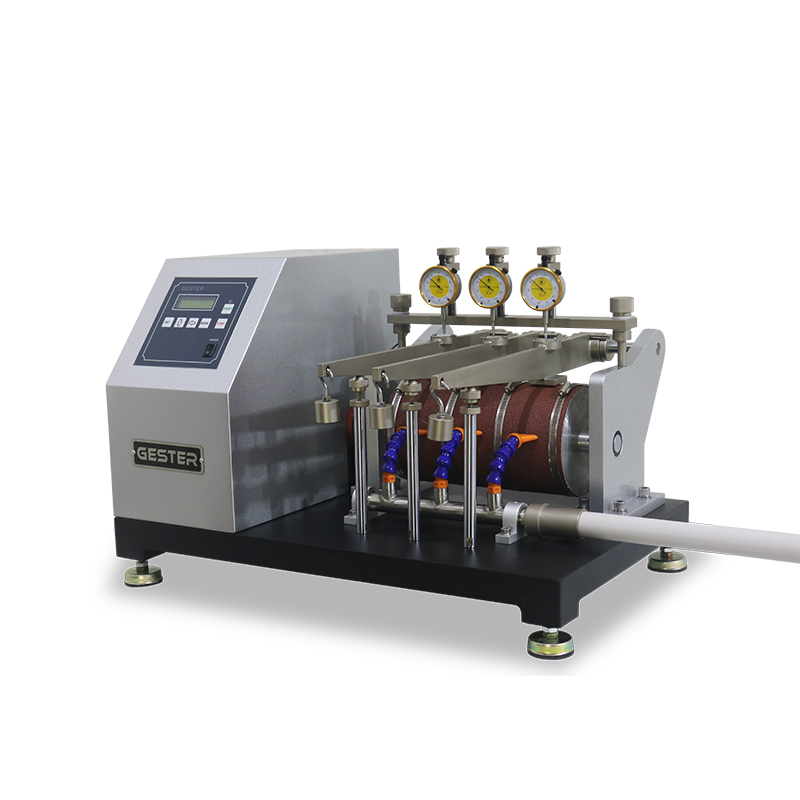 ASTM D1630 NBS Rubber Abrasion Tester For Soles GT-KB02