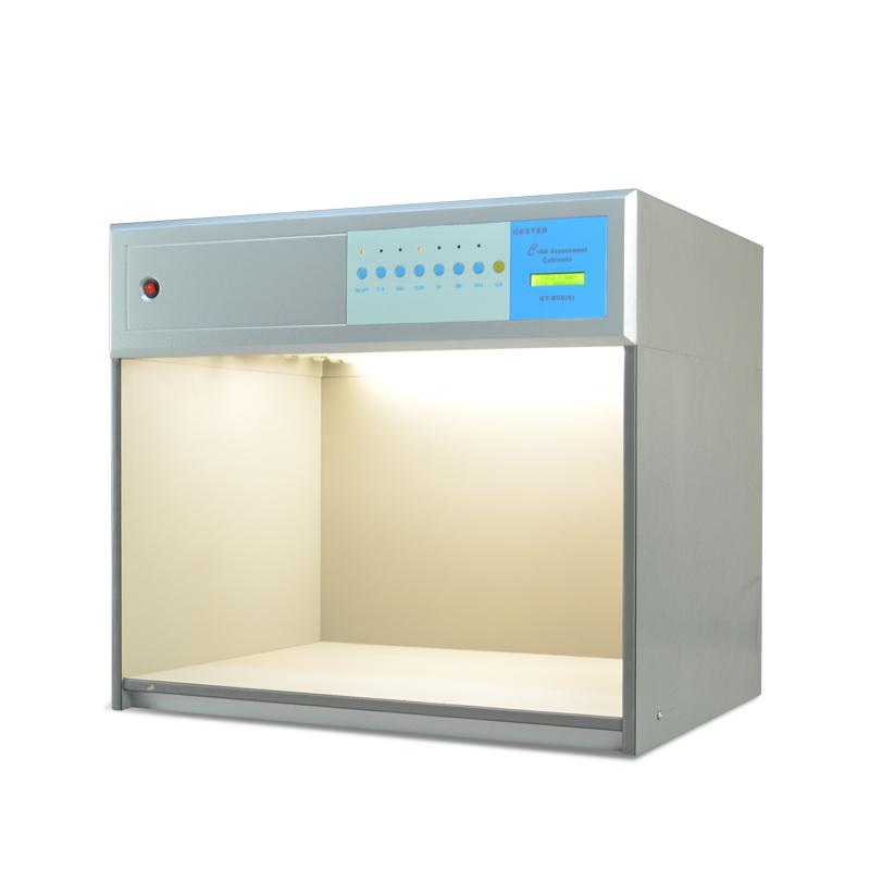 Colour Matching Cabinet   Color Assessment Cabinet GT-D08